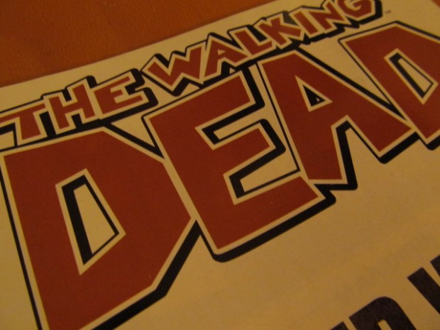 The walking dead robert kirkman issue 93 zombies
