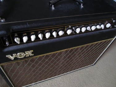 vox ac 50 cp combo 2x12 marshall