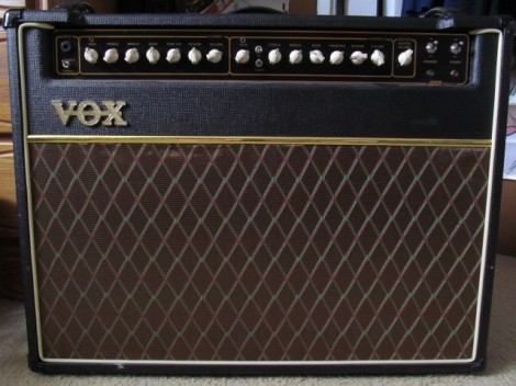vox ac50 amplifier marshall