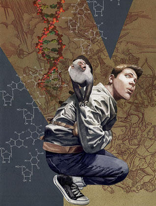 y the last man yorick brown brian k vaughan post apocalyptic feminism